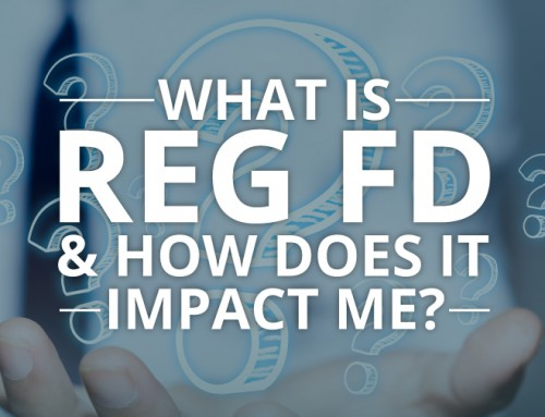 What Is Reg FD and How Does it Impact Me?
