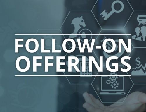 Follow-On Offerings