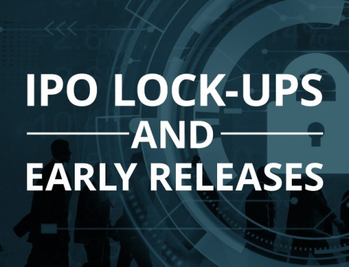 IPO Lock-Ups and Early Releases