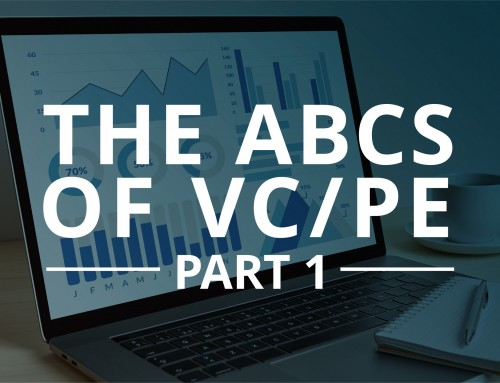The ABCs of VC/PE, Part 1
