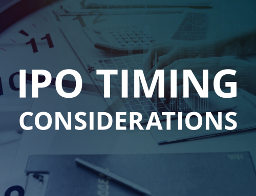 IPO Timing Considerations